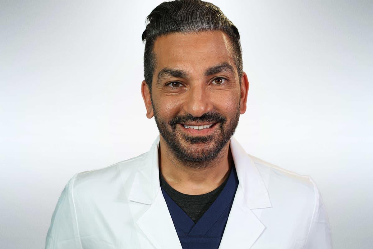 Meet Dr. Mamaly Reshad   Prosthodontist   ArtLab Dentistry