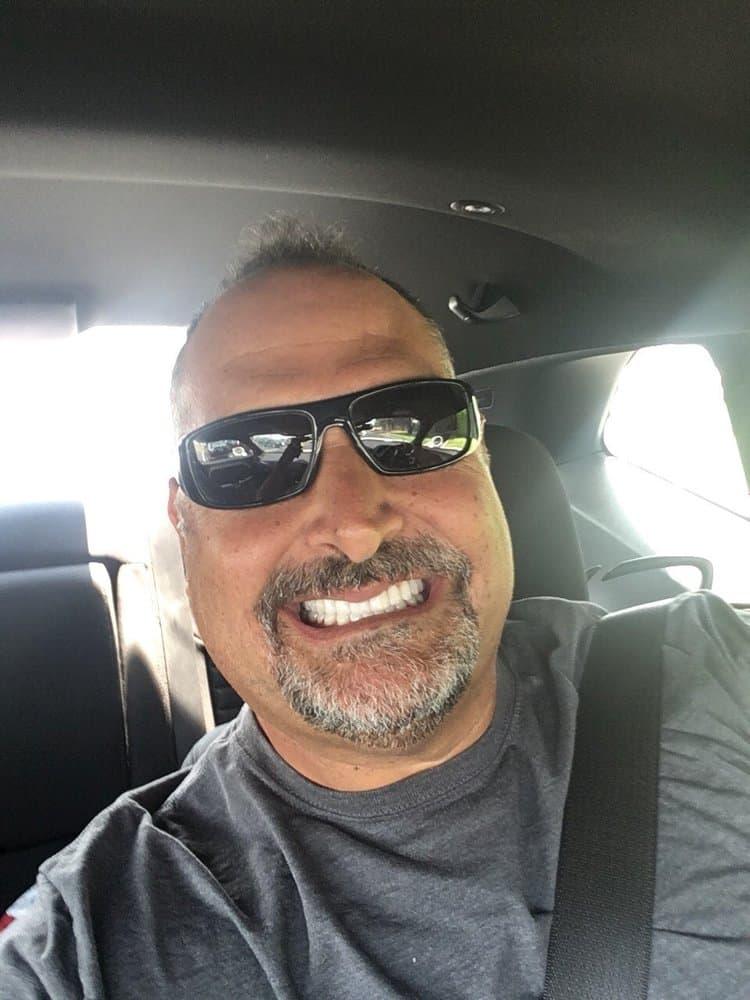 Mark G. ArtLab Dentistry patient