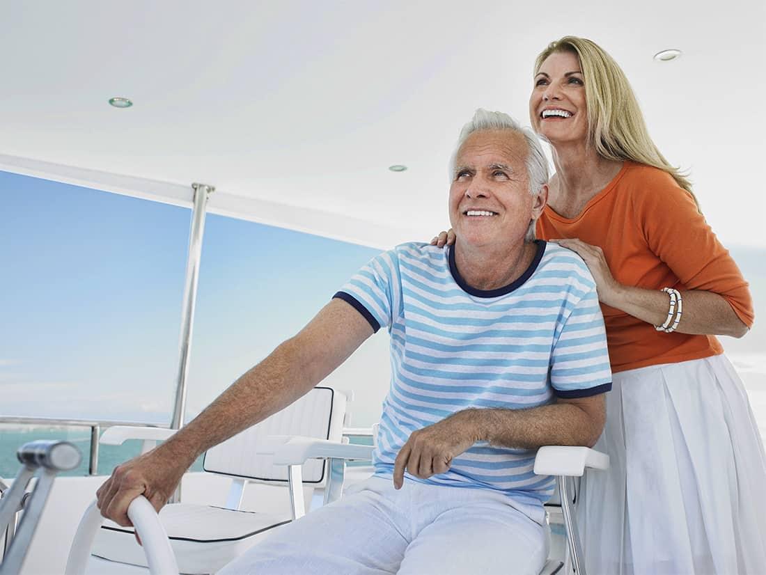 ArtLab Dentistry patients - All-On-4 dental implants