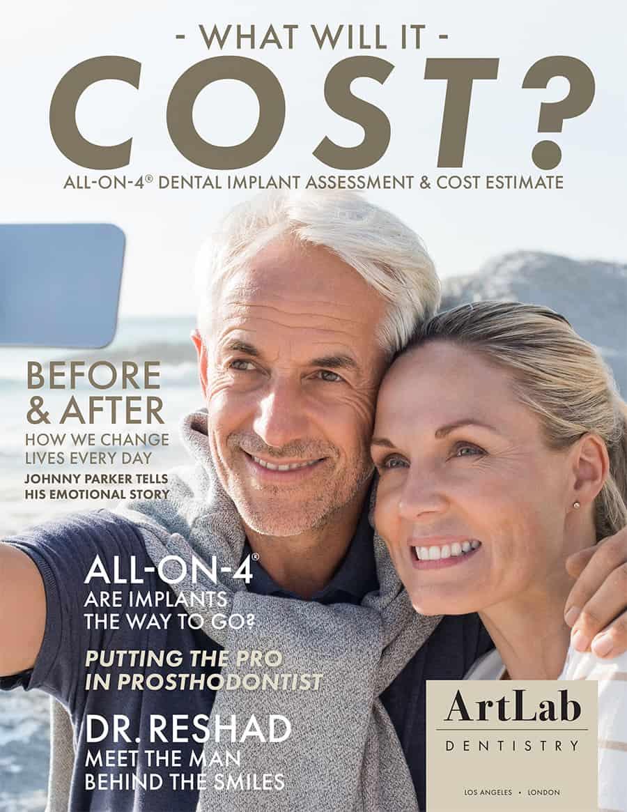 ArtLab Dentistry - All-On-4 Dental Implant Cost Estimator Report