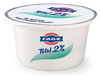 Fage Plain Yogurt