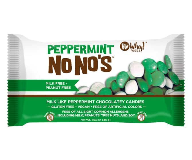 Pepermint No No's - No Whey Foods